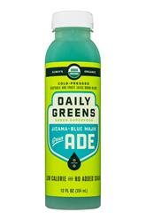 Jicama- Blue Majik: Green Ade