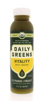 Vitality - Spicy Greens