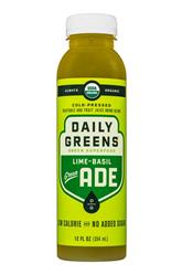 Lime Basil: Green Ade