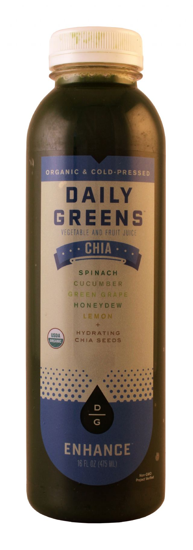 Daily Greens: DailyGreens ChiaEnhance Front
