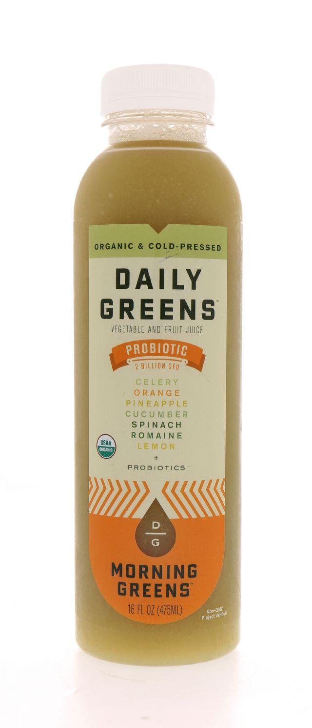 Daily Greens: DailyGreens MorningGreens Front