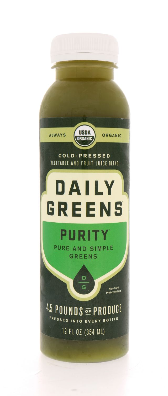 Daily Greens: DailyGreens Purity Front