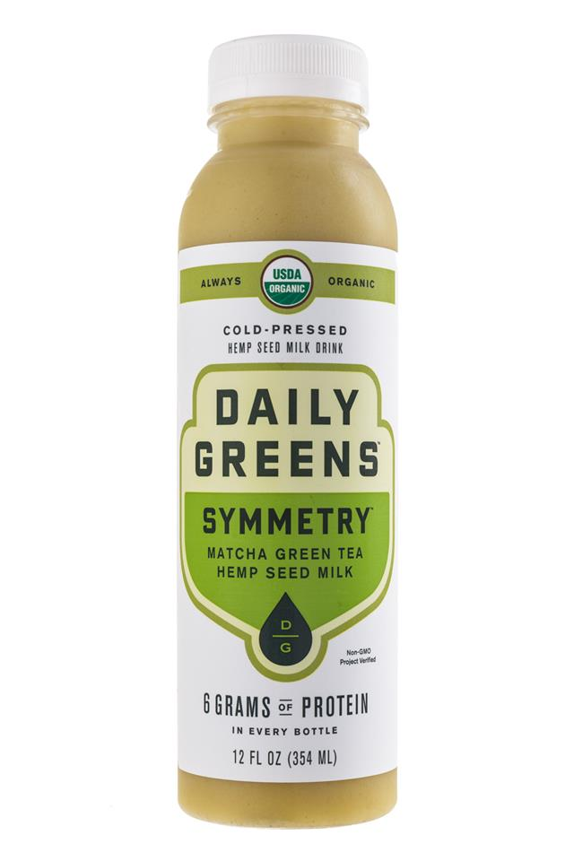 Daily Greens: DailyGreens-Symmetry-GreenTea-Front