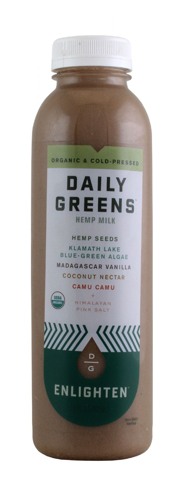 Daily Greens: DailyGreens Enlighten Front
