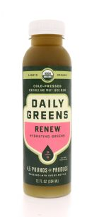 Daily Greens: DailyGreens Renew Front