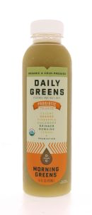 Daily Greens: DailyGreens MorningGreens Front