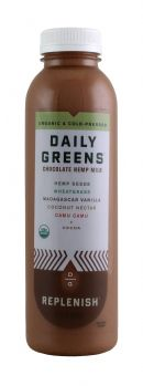 Daily Greens: DailyGreens Replenish Front