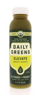 Daily Greens: DailyGreens Elevate Front