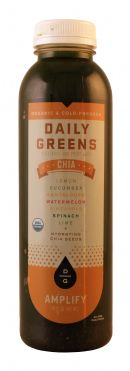 Daily Greens: DailyGreens ChiaAmplify Front