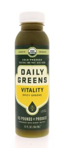 Daily Greens: DailyGreens Vitality Front