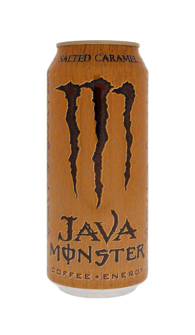 Java Monster: Monster JavaSaltCarm Front
