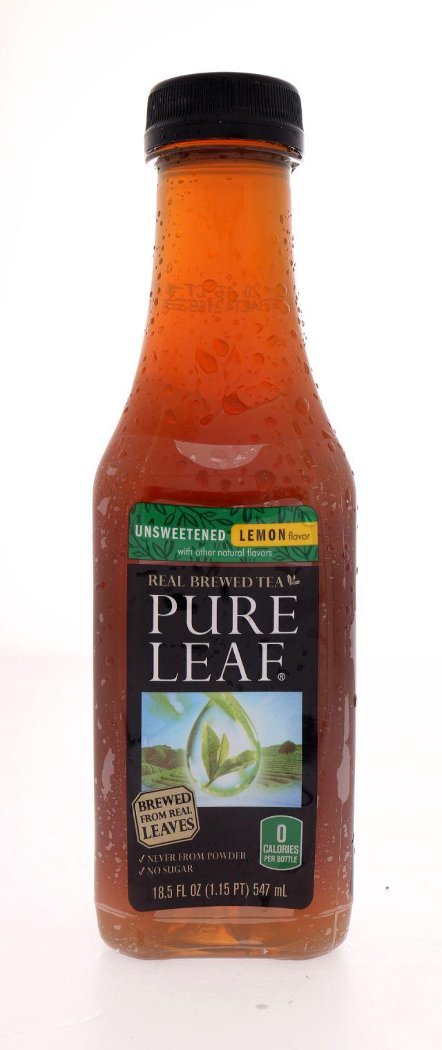Pure Leaf: PureLeaf Lemon Front