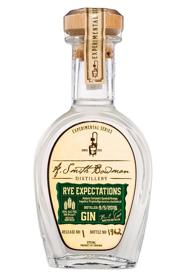 A. Smith Bowman Distillery: ASmithBowman-ExperimentalSeries-RyeExpectations