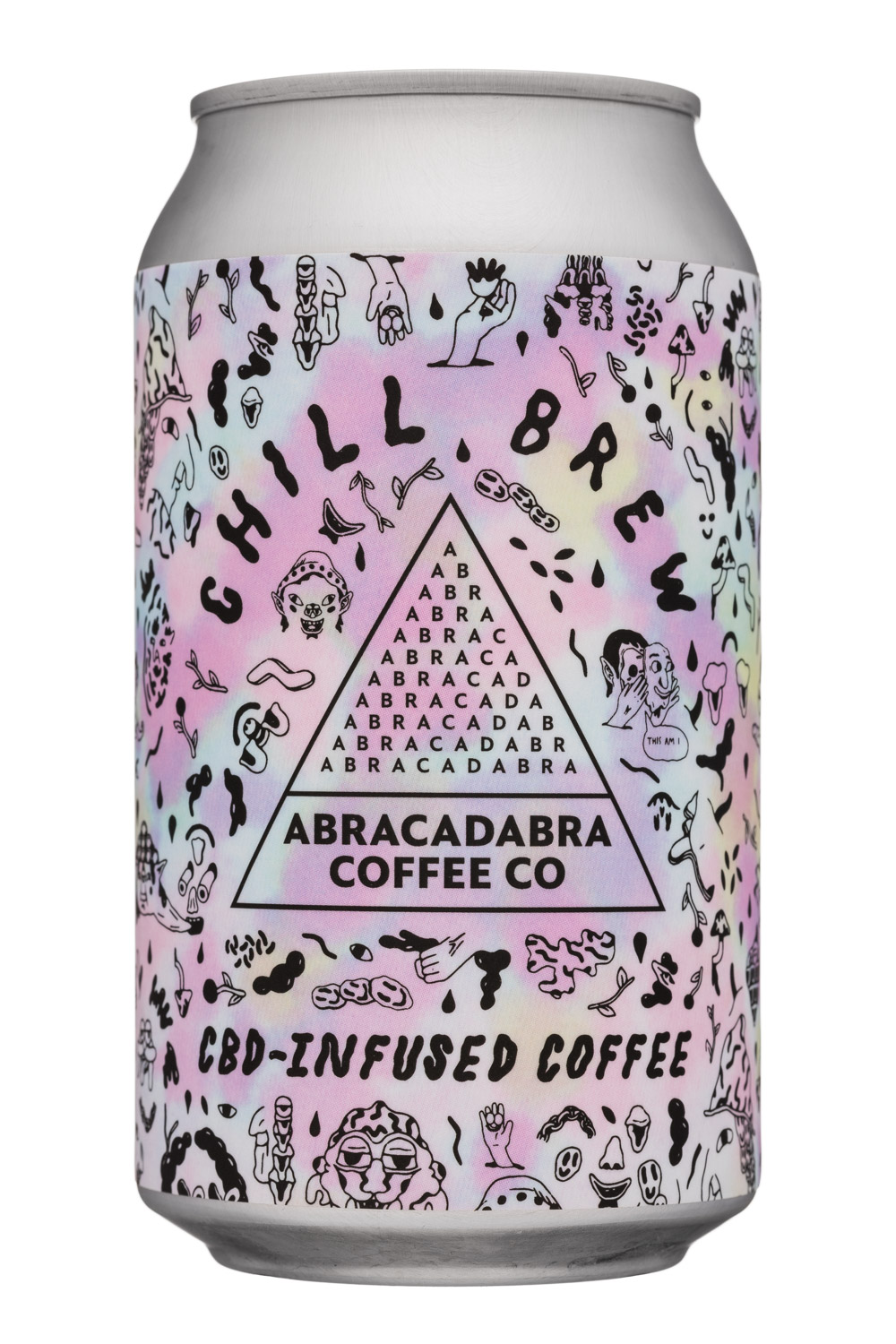 Chill Brew - CBD Infused Coffee