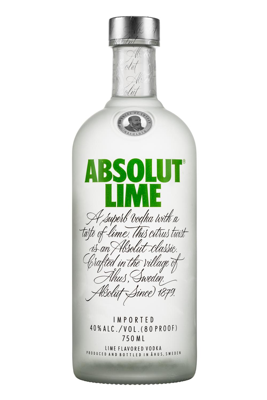 Absolut Vodka: Absolut-750ml-Vodka-Lime