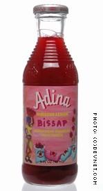 Hibiscus Lemon Cooler Bissap