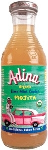 Adina World Beat Beverages: Mojita Bottle