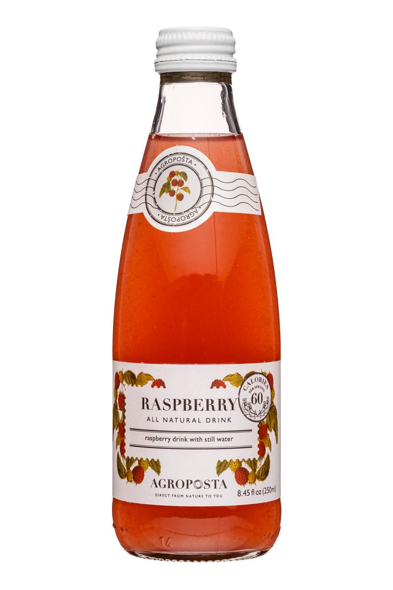 Agroposta: Agroposta-8oz-Raspberry-Front
