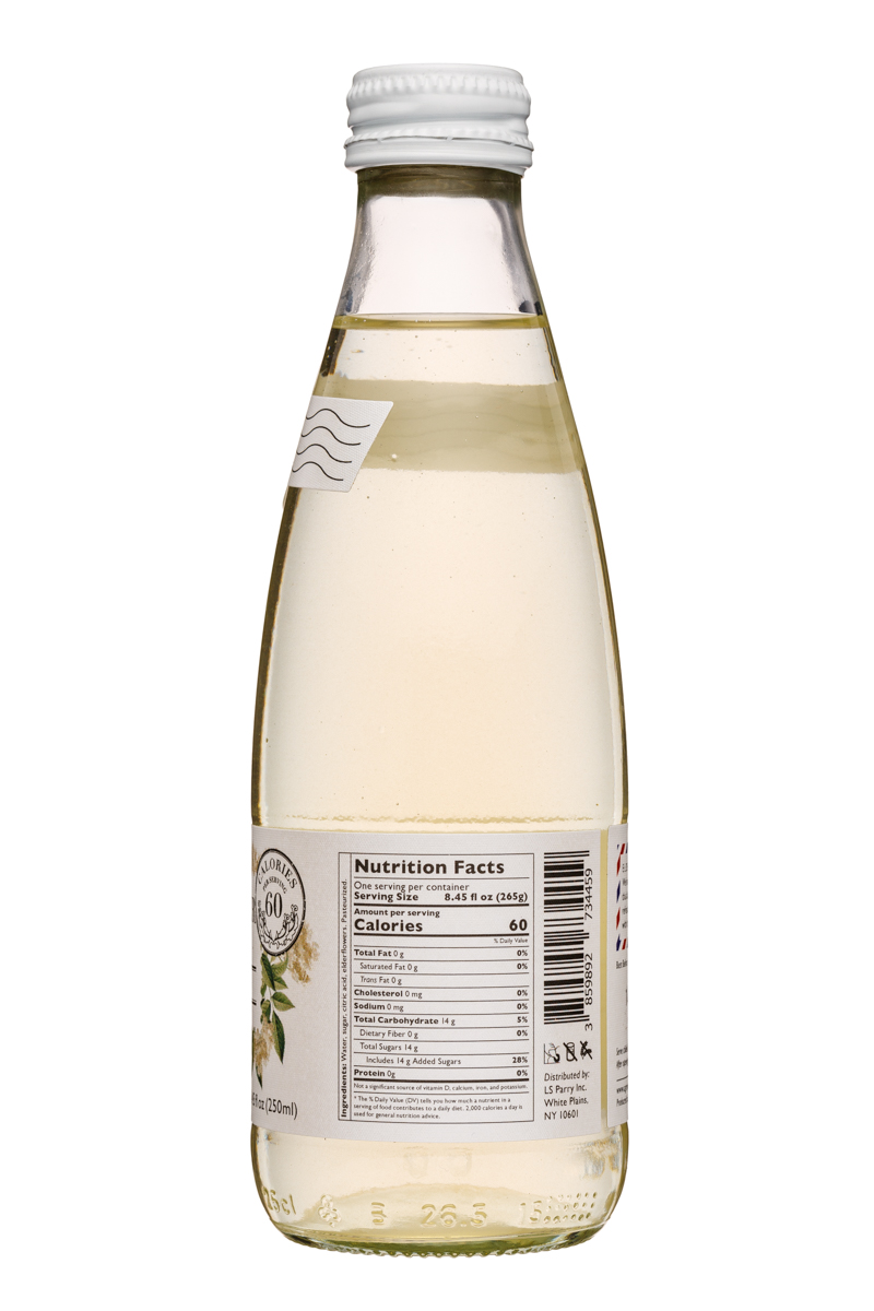 Agroposta: Agroposta-8oz-Elderflower-Facts