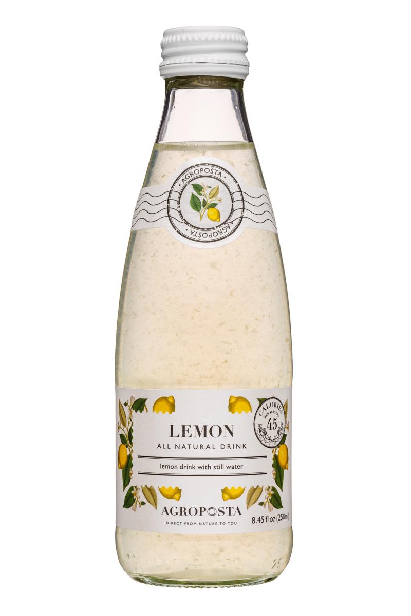Agroposta: Agroposta-8oz-Lemon-Front