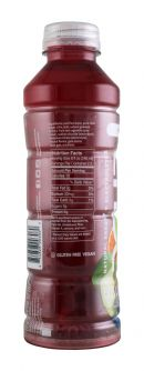 Agua Energy Water: Agua FruitPunch Facts