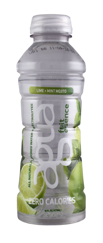 Agua Fruit Essence: Agua LimeMint Front
