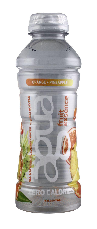 Agua Fruit Essence: Agua OrangePine Front