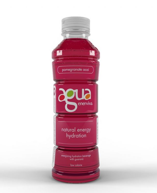 Agua Enerviva: Pomegranate Acai