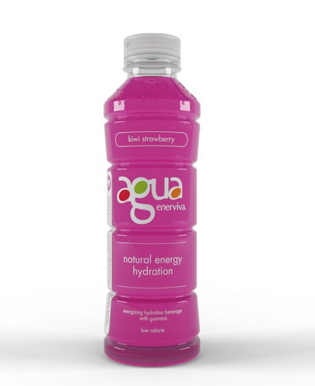 Agua Enerviva: Kiwi Strawberry
