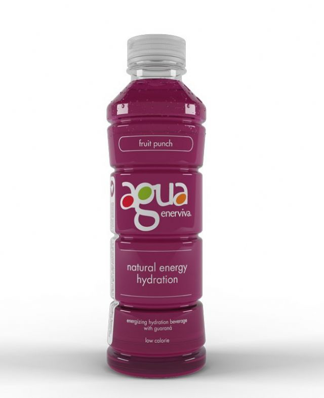 Agua Enerviva: Fruit Punch