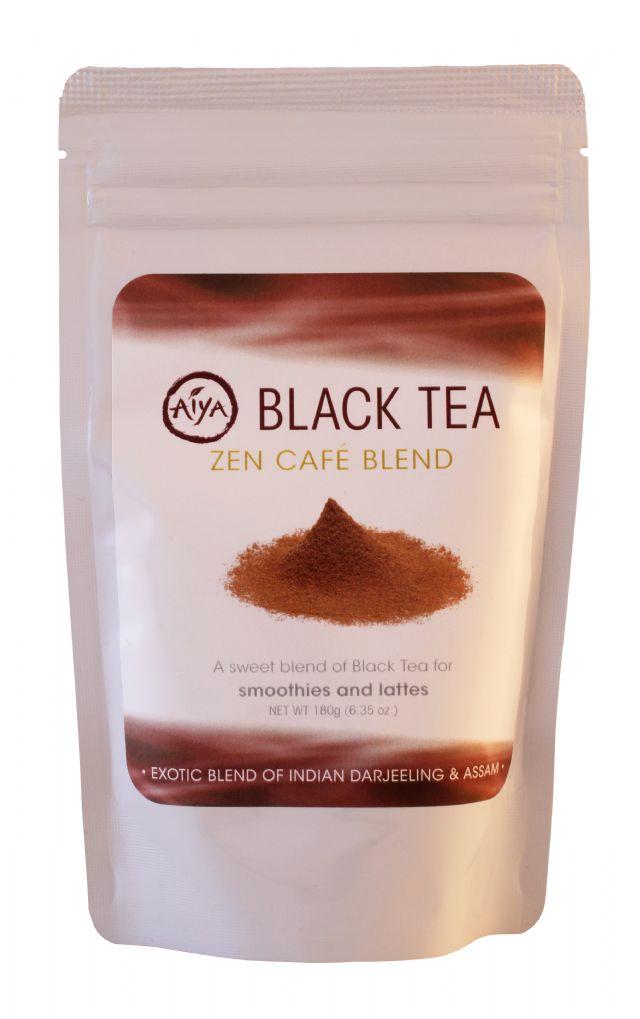 Aiya Zen Cafe Blends: Aiya BlackTea Front