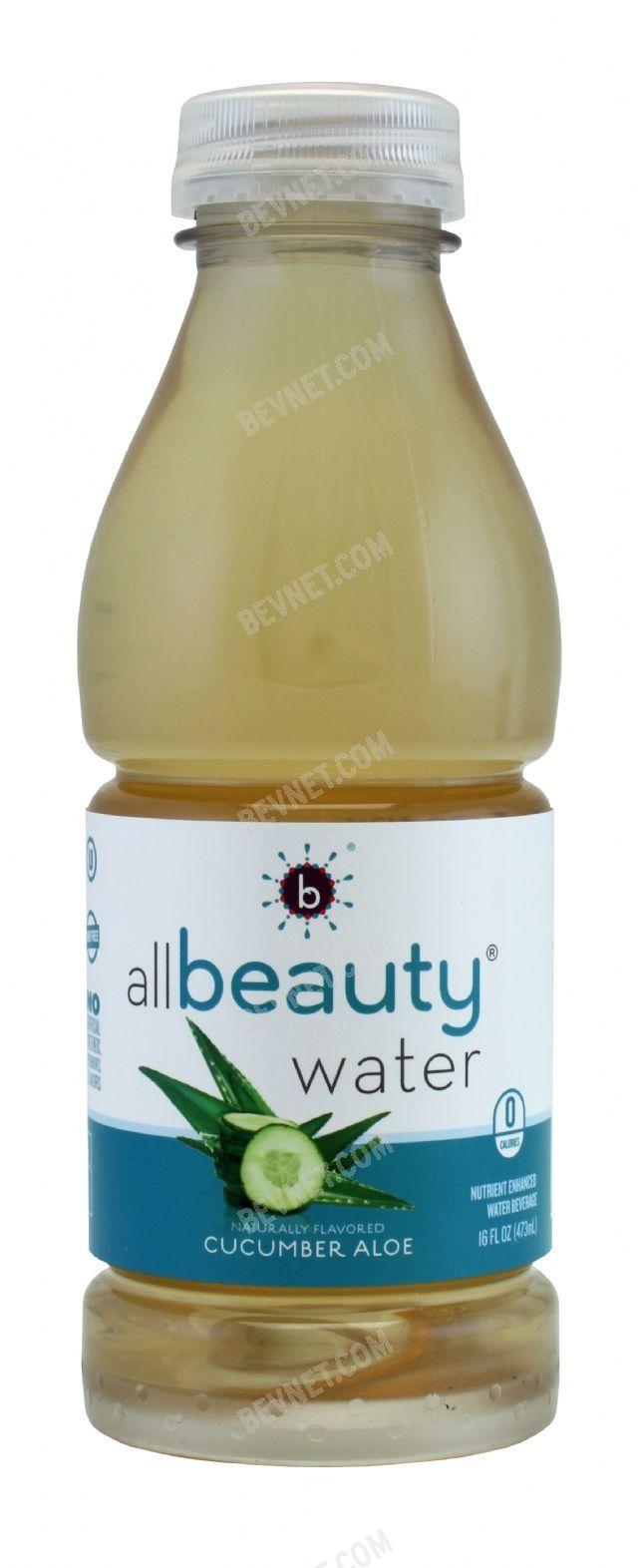 allbeauty water: