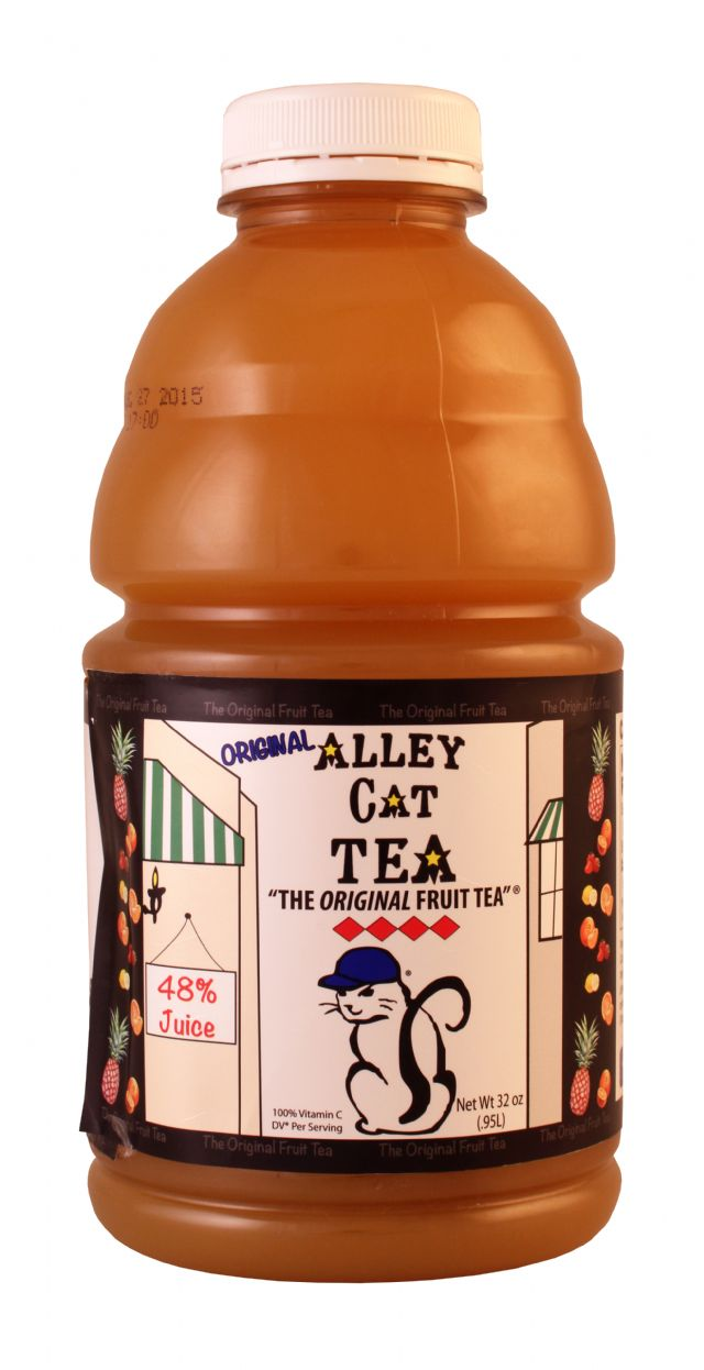 Alley Cat Tea: AlleyCatTea Front