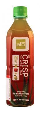 ALO: Alo Crisp Front