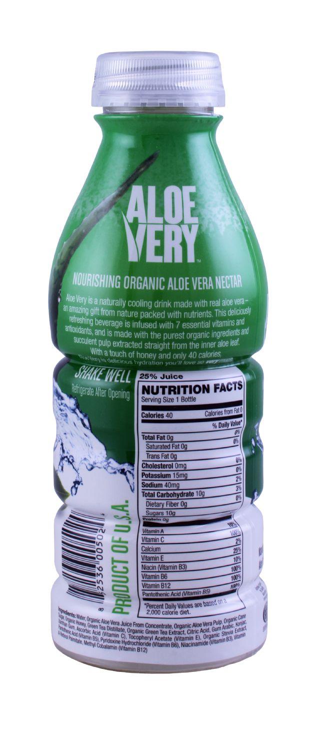 Aloe Very: AloeVery GreenTea Facts