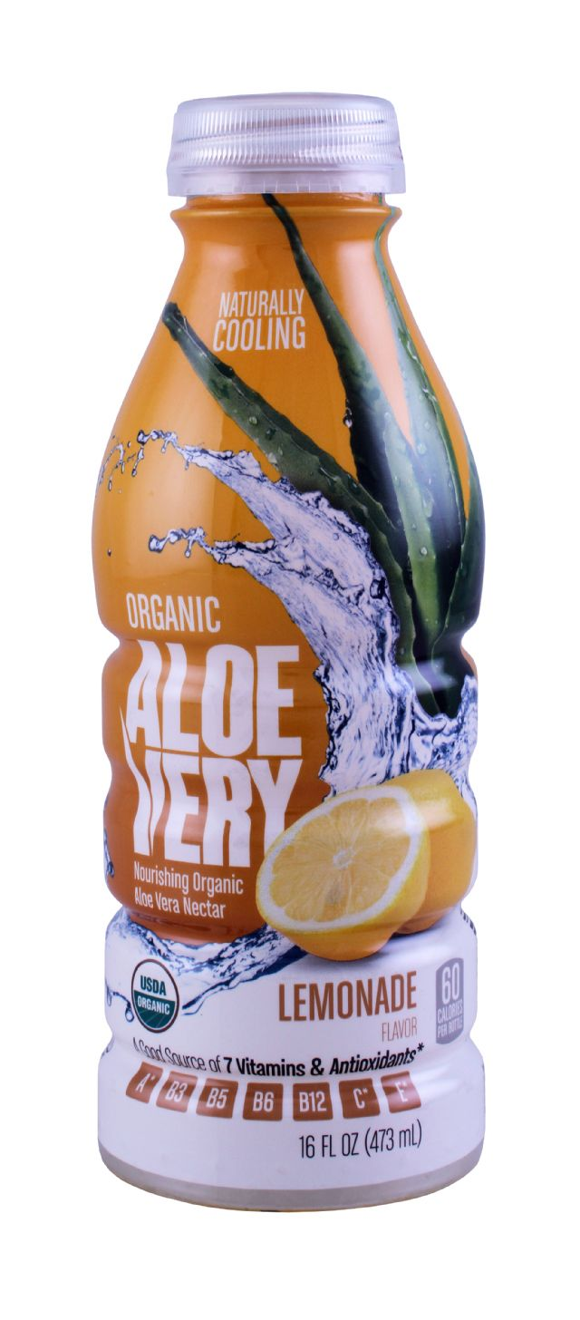 Aloe Very: AloeVery Lemonade Front