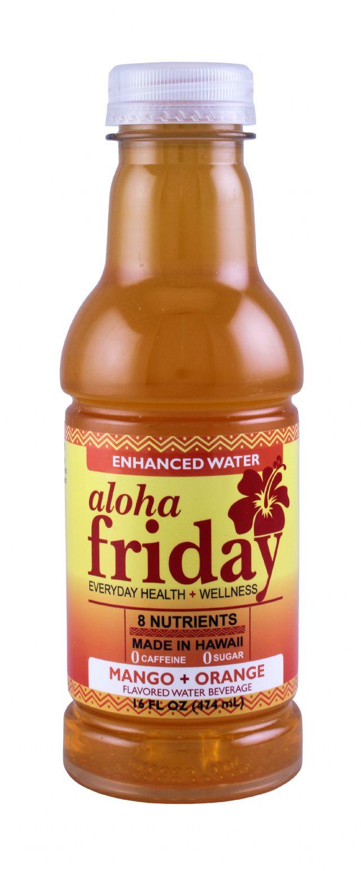 Aloha Friday: AlohaFriday MangoOrange Front