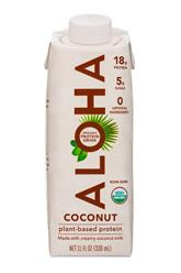Coconut - Organic Protein Drink