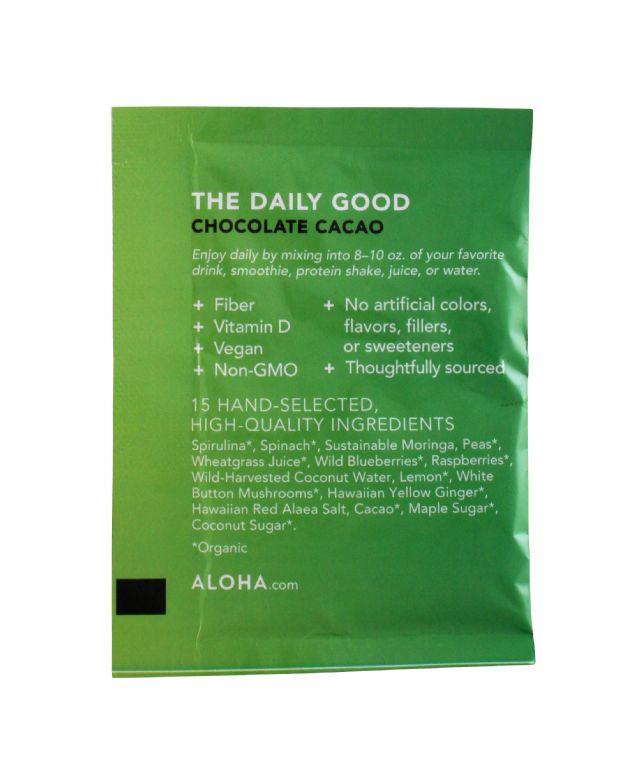 Aloha: Aloha Chocolate Facts