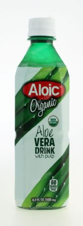 Aloe Vera Drink with Pulp