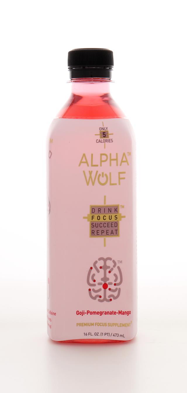 Alpha Wolf: AlphaWolf GojiPomMango Front