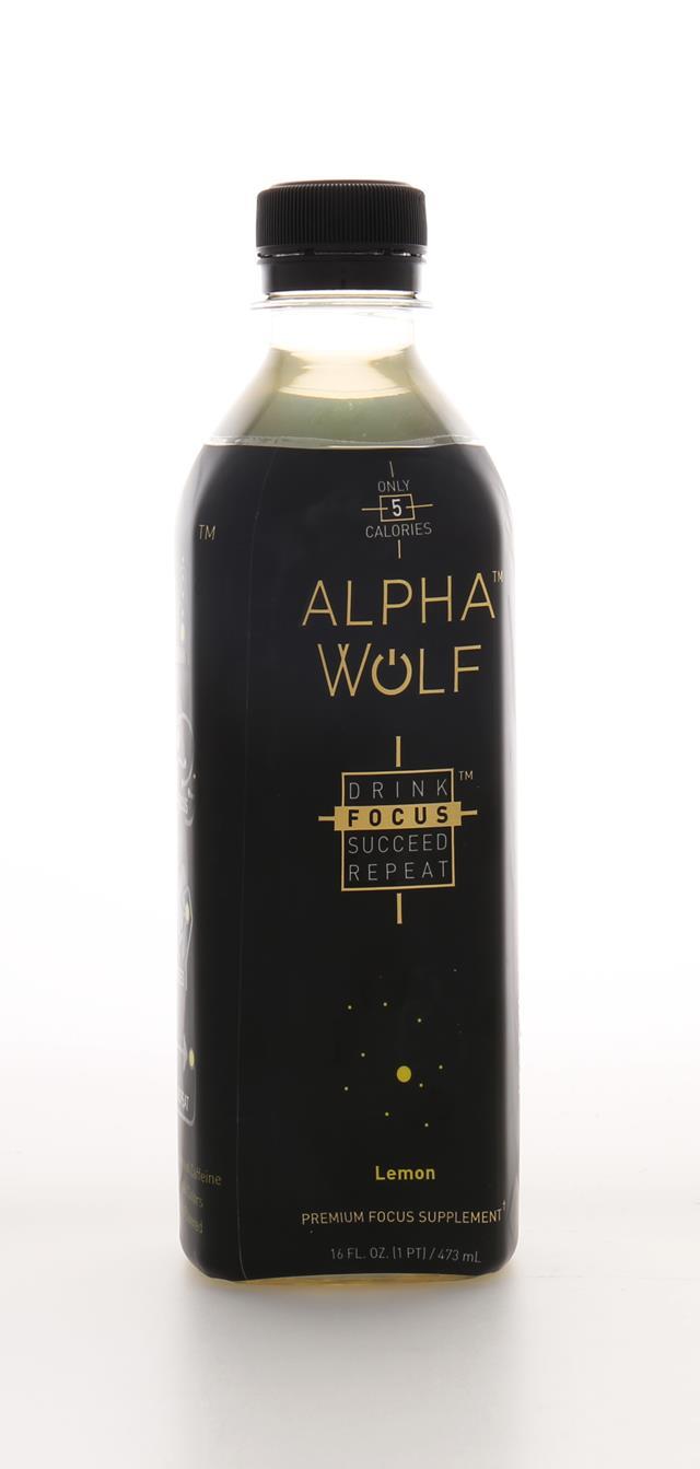 Alpha Wolf: AlphaWolf Lemon Front