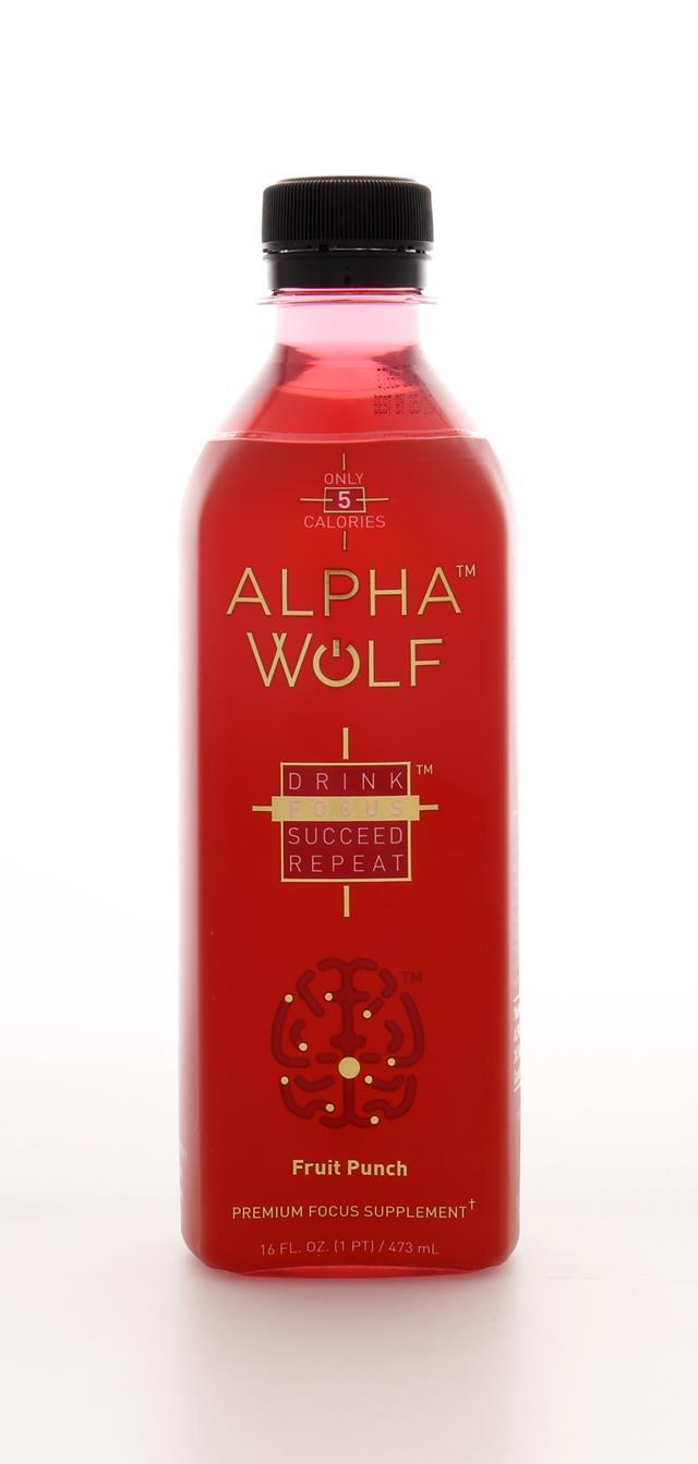 Alpha Wolf: AlphaWolf FruitPunch Front