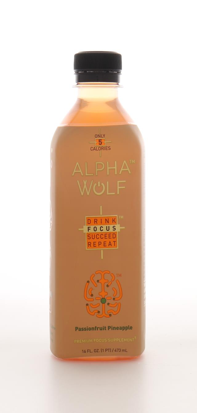 Alpha Wolf: AlphaWolf PassionPineapple Front