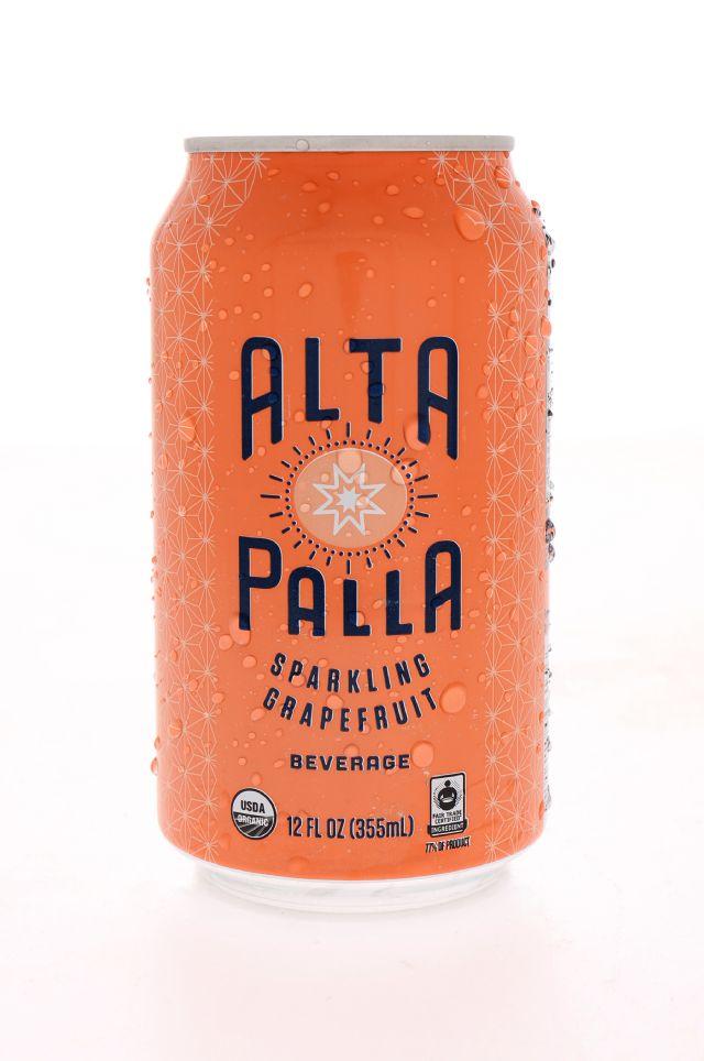 Alta Palla: AltaPalla GrapeFruit Front
