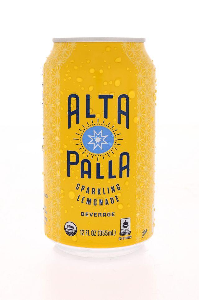 Alta Palla: AltaPalla Lemon Front