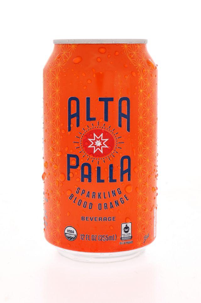 Alta Palla: AltaPalla BloodOrange Front
