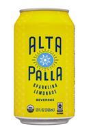 Alta Palla: AltaPalla-12oz-Sparkling-Lemonade-Front