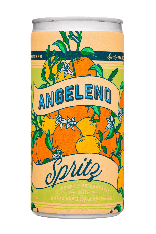 Amaro Angeleno & Grapefruit Spritz