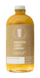 American Juice Company: AJC Ginger Front